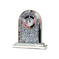 Kominkowy, lustrzany zegar stojący AH-5122 Sacra