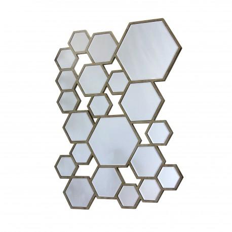 Coletti- nowoczesne lustro dekoracyjne
