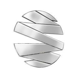 Rizzo 2 - nowoczesne bardzo efektowne lustro
