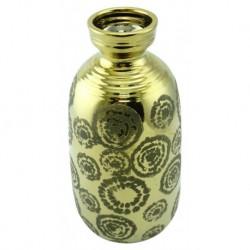 Golden Vase 31 cm
