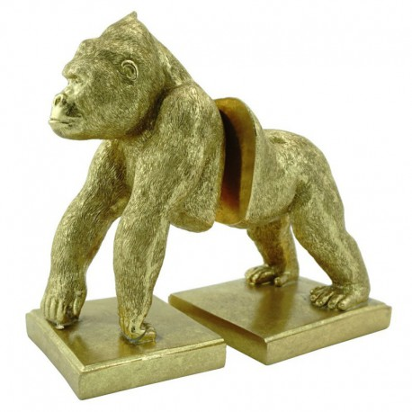 Gorilla Book End