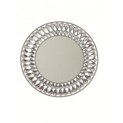 Lustro Marsylia Antique Silver